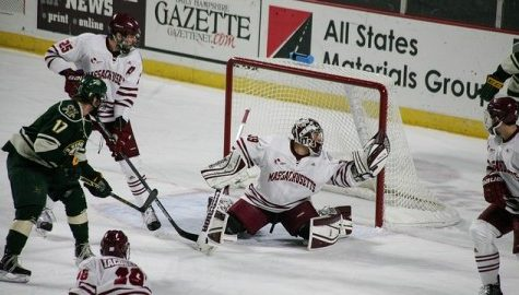 Chiusano: Defense will determine UMass hockey's fate as season winds down