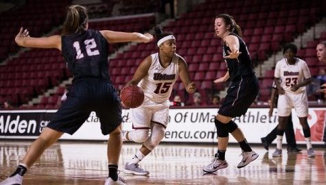 Cierra Dillard emerging as a star for UMass women's basketball