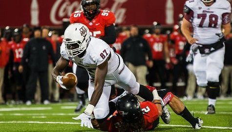 BLOG: UMass tight end Jean Sifrin officially declares for NFL Draft