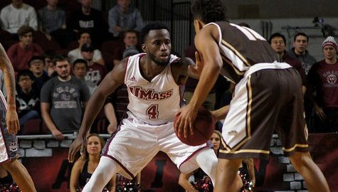 Jabarie Hinds returns to sixth man role in UMass' win over La Salle