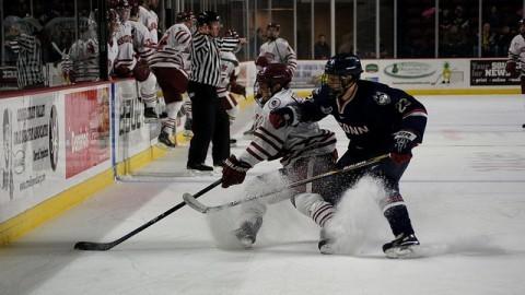 SLIDESHOW: UMass Hockey vs UConn