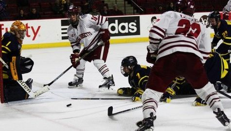 Friday night a chance at redemption for UMass hockey