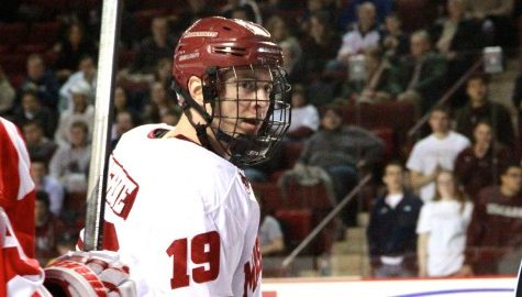 UMass hockey player Emerson Auvenshine arrested for alleged break-in