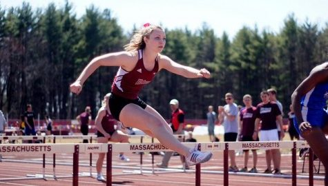 Rachel Hilliard, Heather MacLean highlight solid performance from UMass women's track and field