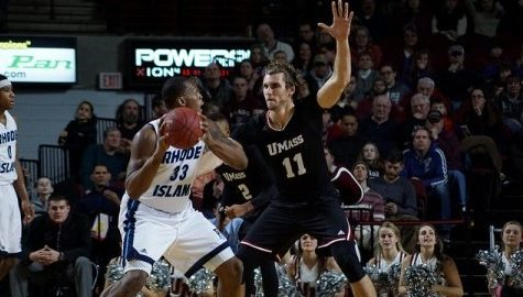 UMass aims to carry momentum into St. Joe's