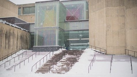 UMass closes ahead of inclement weather