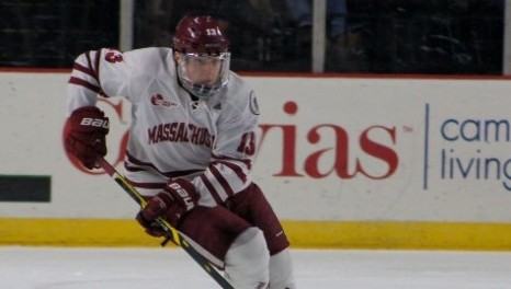 BLOG: Frank Vatrano named Hockey East Player of the Month