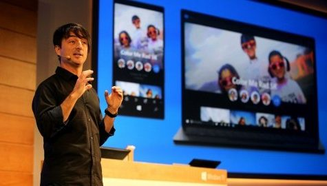 Microsoft introduces Windows 10, Codename Spartan and the HoloLens