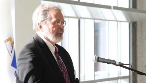 Vice Chancellor Michael Malone (Collegian File Photo)