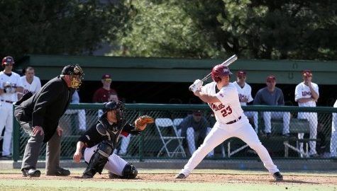 UMass baseball team ready to shake off snow, start 2015 season
