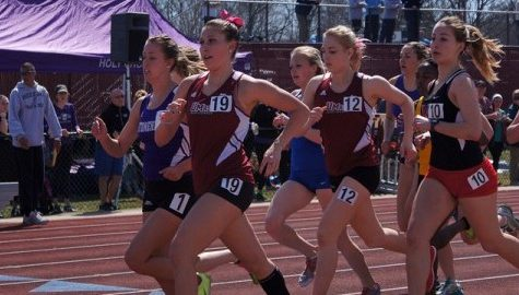 After initial struggles, Rachel Hilliard sees growth for UMass