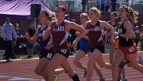 UMass track and field teams finish regular season with mixed results at Coaches Invitational