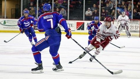 Missed opportunities lead to deadlock for UMass hockey