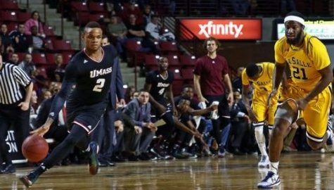 Finding his way: One year after coming out, Derrick Gordon prepares to leave UMass