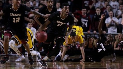 BLOG: Find out where UMass stacks up in the Atlantic 10 Conference