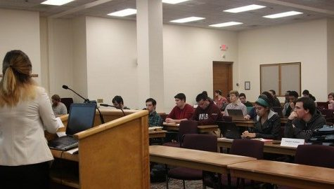 SGA spring elections campaigns kick off