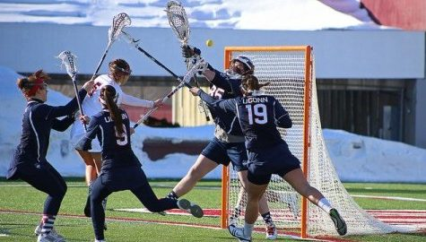 UMass women's lacrosse relies on balanced offensive attack to down UNH Saturday