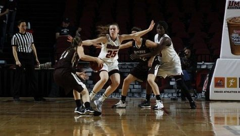 St. Bonaventure pulls away to top UMass women's basketball on Saturday