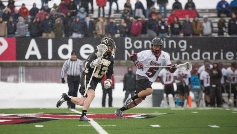 UMass lacrosse forges on with youthful roster