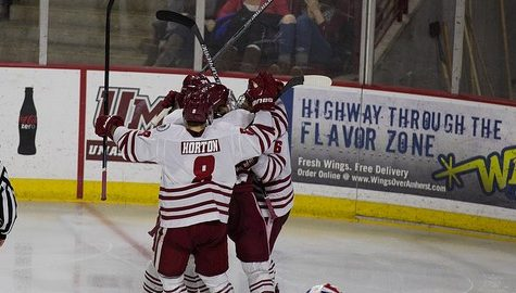 Youth at the forefront of UMass hockey's recent surge