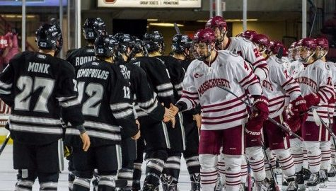 UMass set for season finale in Connecticut