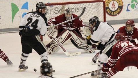 SLIDESHOW: UMass Hockey vs Providence