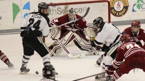 SLIDESHOW: UMass Hockey vs Providence