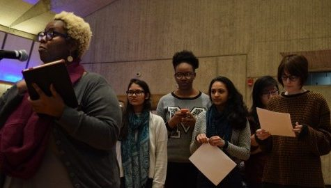 Students, faculty gather to discuss UMass' Diversity Strategic Plan