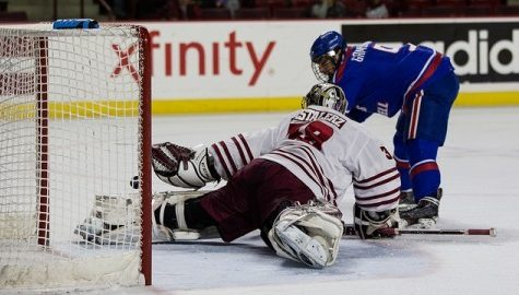 UMass hockey silences UMass Lowell in 5-2 victory