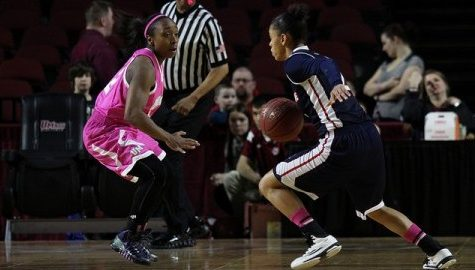 UMass women's basketball finishes road schedule with matchup against Dayton