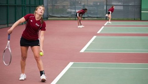 UMass tennis ready to the ground running after strong fall campaign