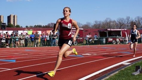 UMass women's track and field excels as Atlantic 10 championships approach