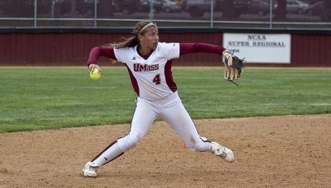UMass softball hopes its star shortstop continues her torrid pace to start season