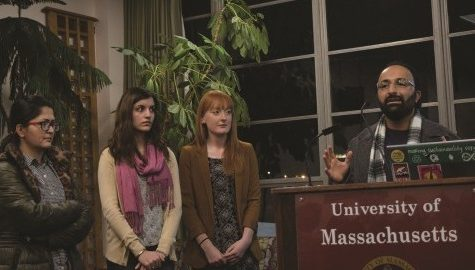Campus discussion airs concerns over Iranian policy