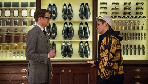 'Kingsman' a rollicking take on the spy flick