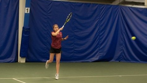 Snow and ice can't stop UMass tennis' hot streak