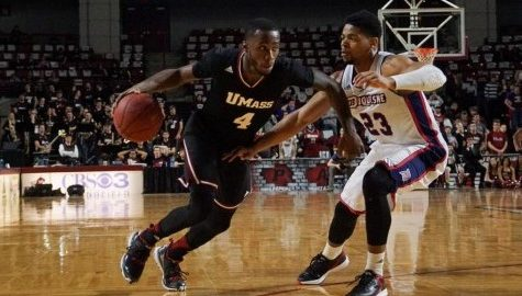 UMass wins sixth straight, edges Duquesne 82-74