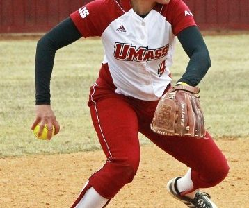 UMass softball swept by St. Joseph's