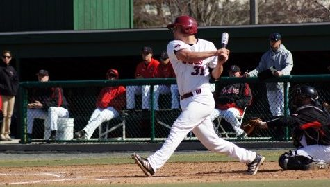 UMass baseball falls 8-0 to VCU in series finale