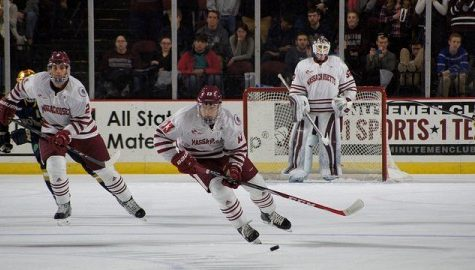Playoff time for UMass hockey