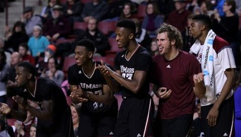 UMass basketball ready to make noise in Atlantic 10 tournament