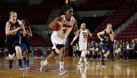 Trio of seniors shine in UMass women's basketball's Senior Day win