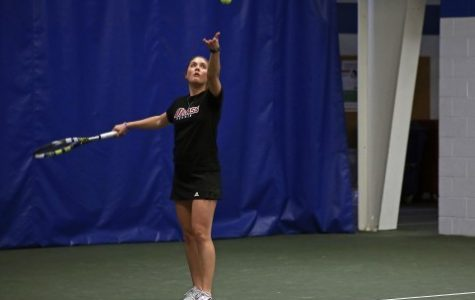 UMass tennis stays hot with two wins over break