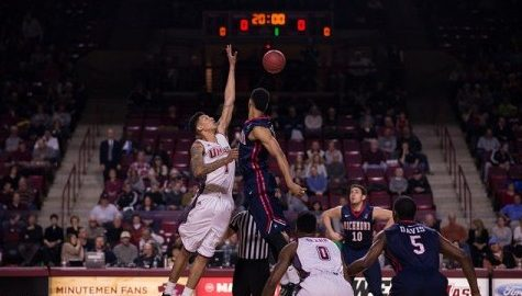 Sloppy second half plagues UMass in loss to Richmond on Senior Night