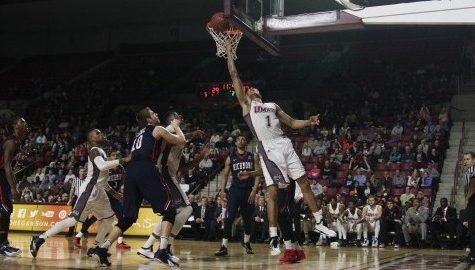 SLIDESHOW: UMass Basketball vs. Richmond