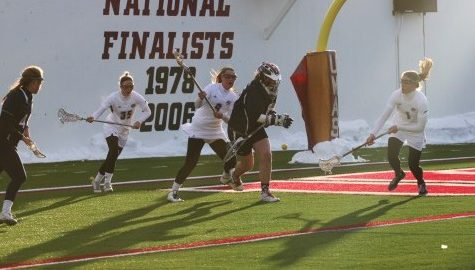 UMass women's lacrosse cruises to 11-3 win over Holy Cross Saturday