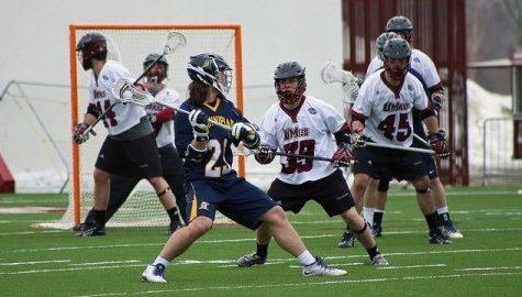 Defense is the key behind UMass men's lacrosse's winning streak