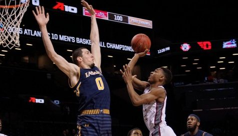SLIDESHOW: UMass Basketball Atlantic 10 Tournament