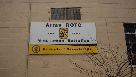 UMass ROTC cadets experience full-time military life in training exercise