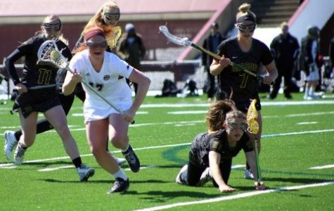 UMass women's lax cruises to 17-7 win over George Mason